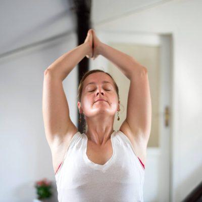 My yoga classes schedule